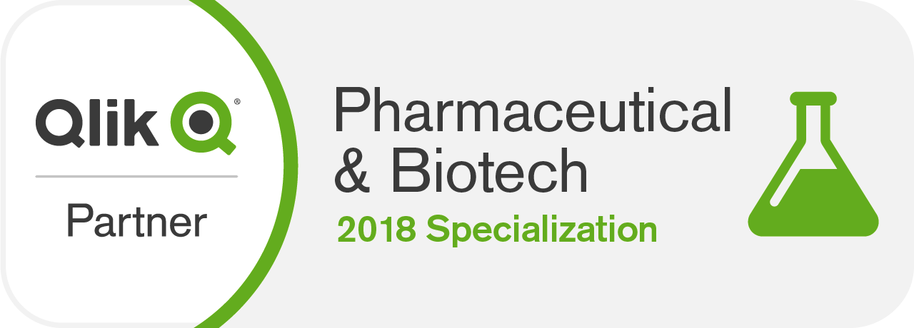 Qlik Specialization - Pharmaceutical & Biotechnology